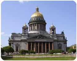 Посетим святые места Петербурга