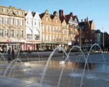 Путешествуем по Британии: Ноттингем